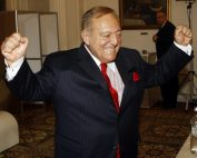 Tamás Aján , the IWF President