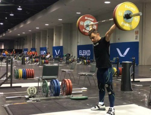 2017 IWF World Championship – Results