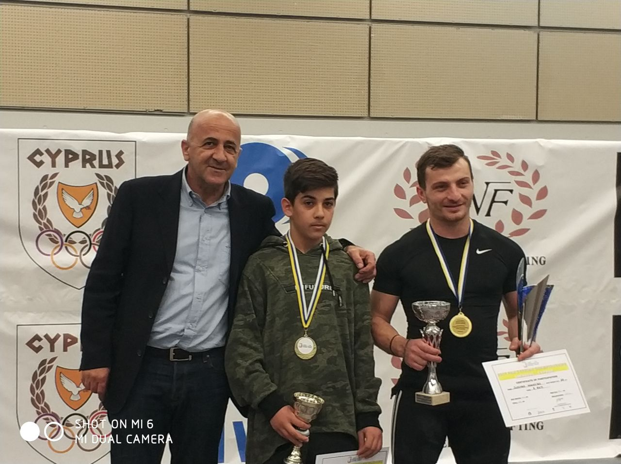 Cyprus Weightlifting Championship 2017 – Results