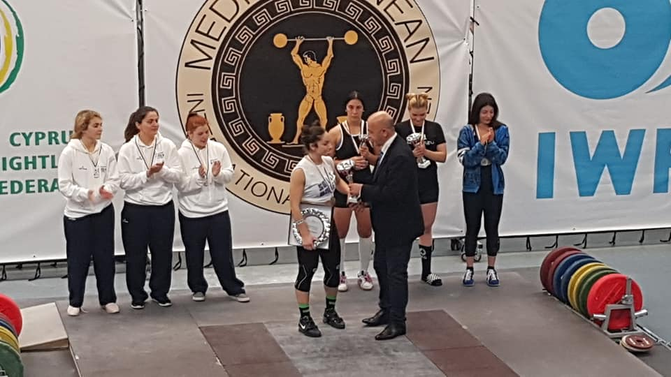 Cyprus Weightlifting Championship & 2nd Edition Cyprus/Hellenic Cup 2019 – Results