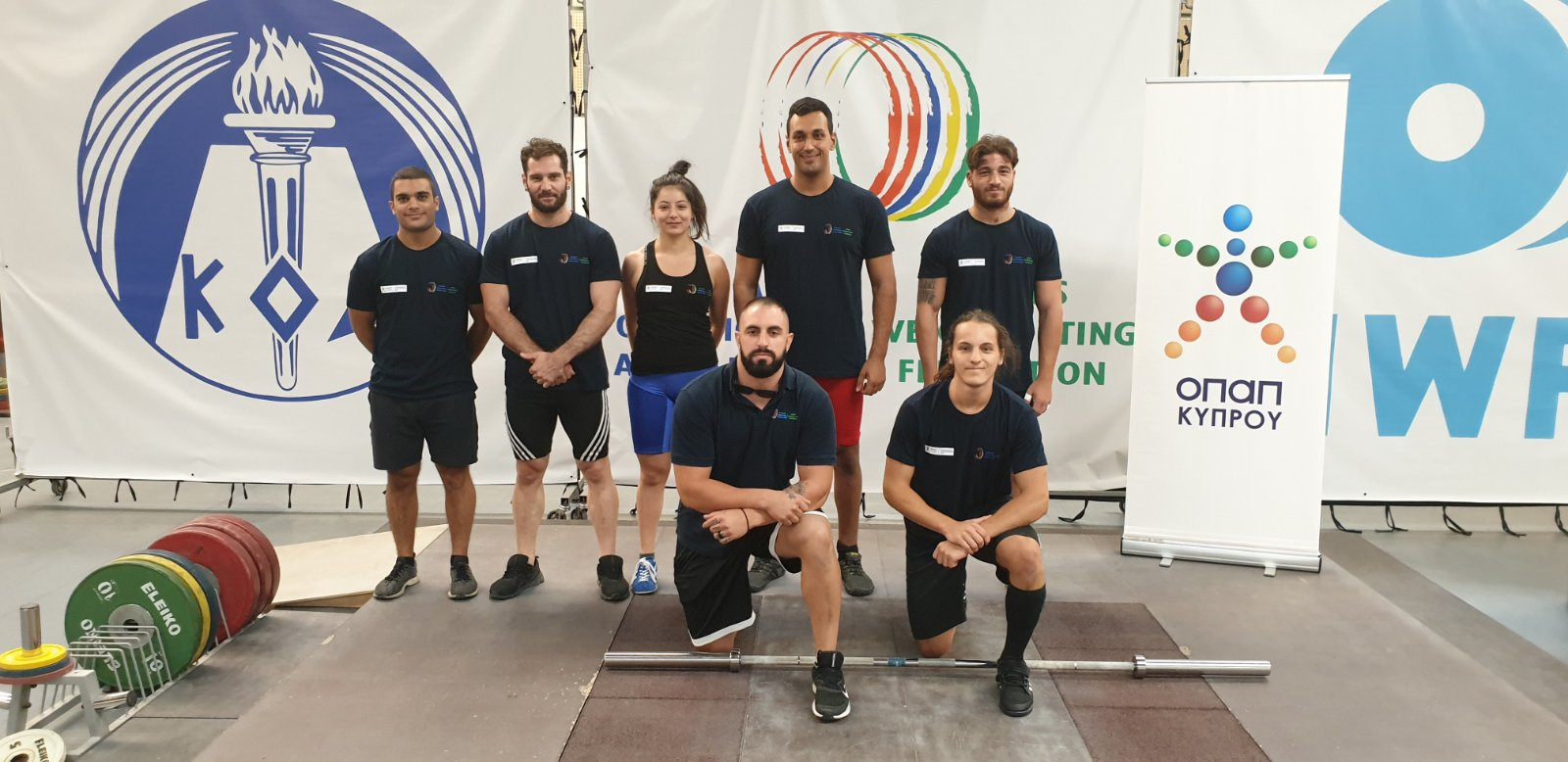 Weightlifting Selective Competition 22 August 2020 – Results