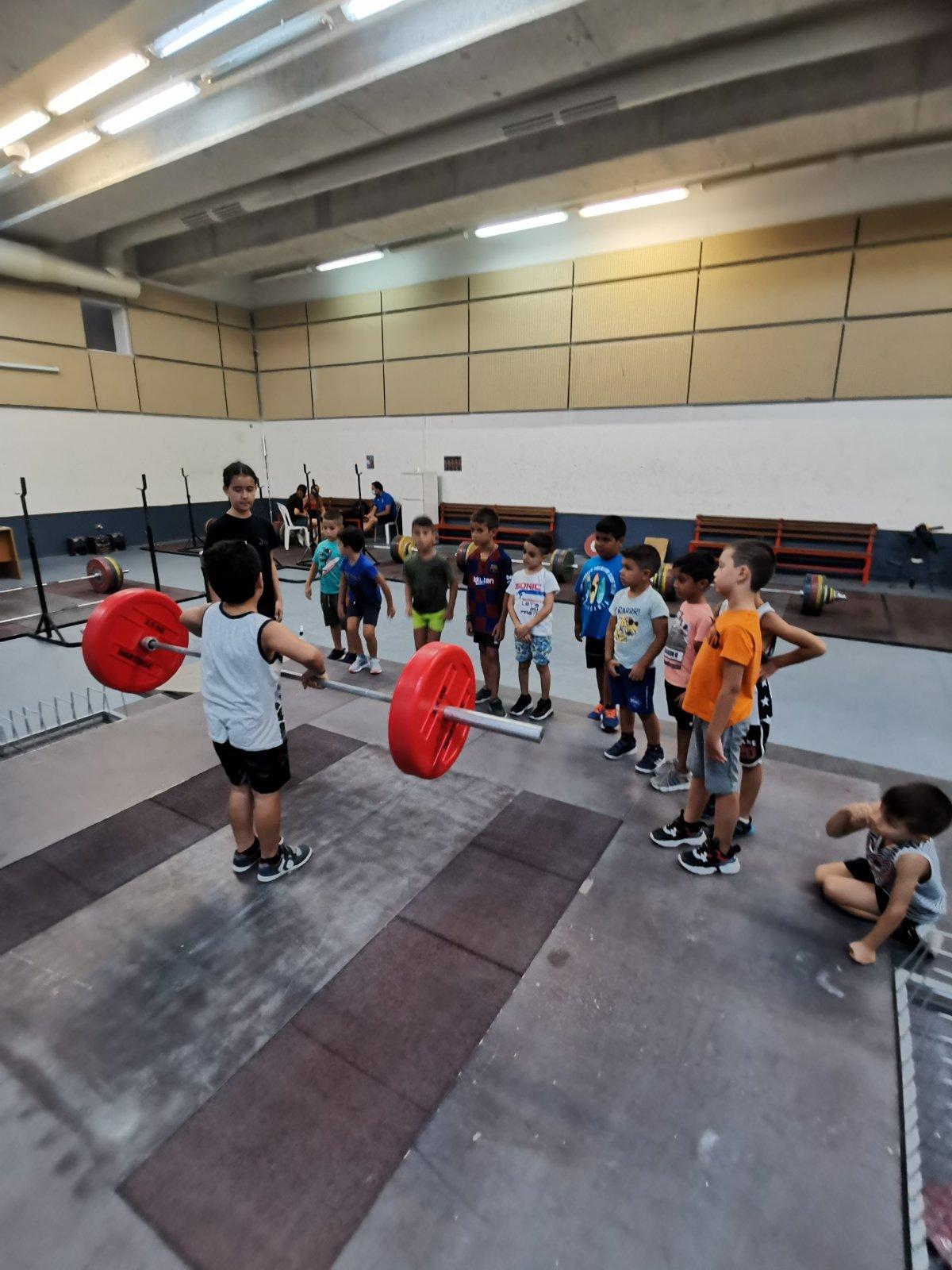 Επίσκεψη του ΑΓΟ στις αθλητικές εγκαταστάσεις της Ομοσπονδίας μας